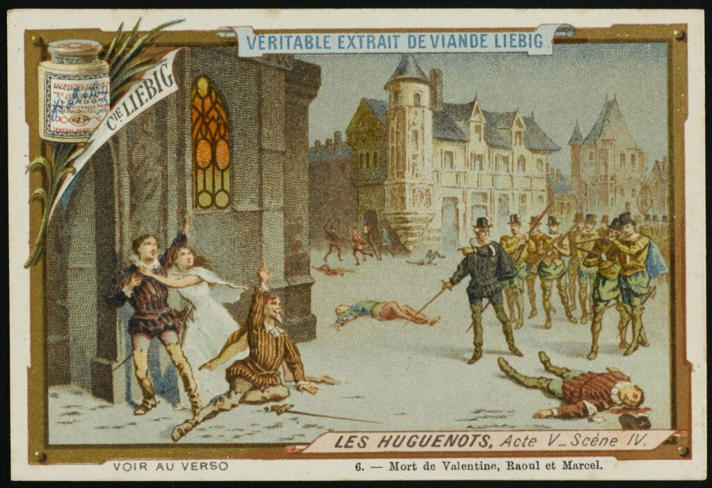 Huguenot History - The Story Of The French Protestant Movement